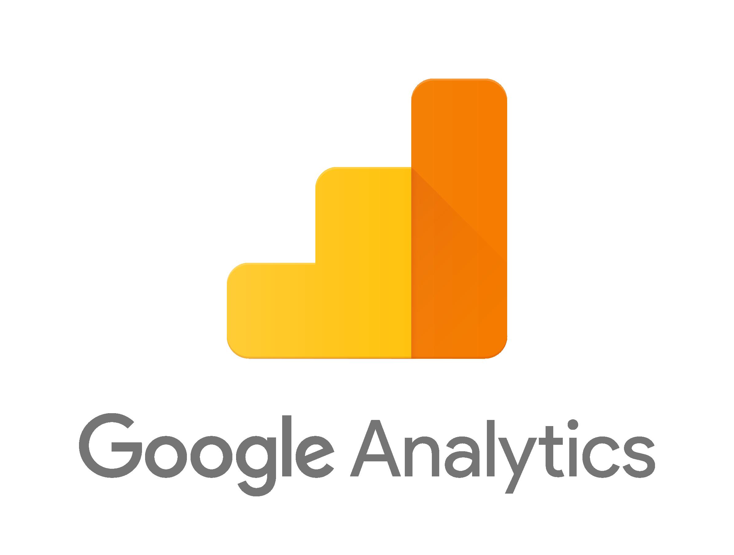 Image du logo Google analytics